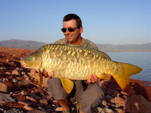 Nikolaevka la pêche payante le domaine de Lipetsk